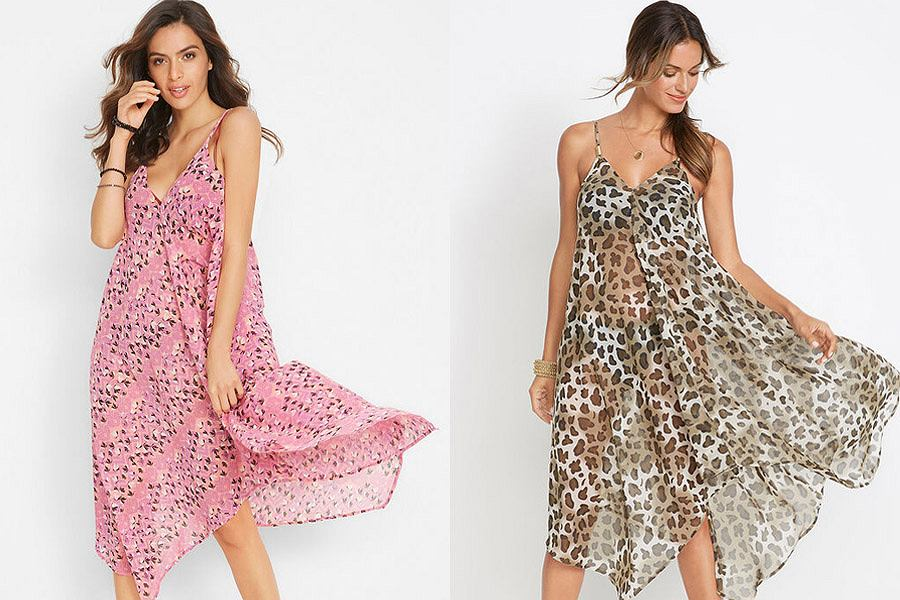 5d7c0be9d Sukienki idealne na plażę i upalne dni w mieście. Są przewiewne i ...