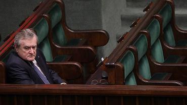 W rozmowie z 1. Programem Polskiego Radia minister kultury Piotr Gliński mówił o podatku od cyfrowych gigantów