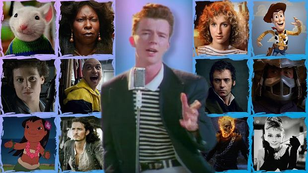 Astley's 'Never Gonna Give You Up