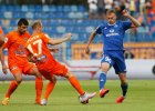 Ruch Chorzów. Eduards Visnakovs liczy na debiut w meczu z Anderlechtem