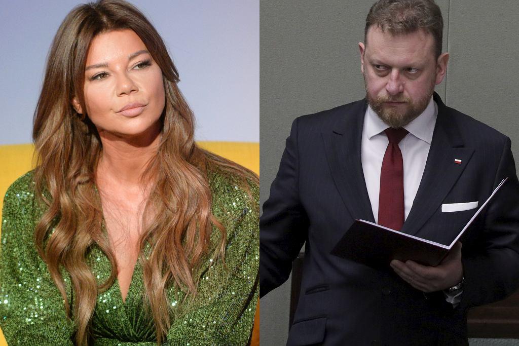 Edyta Górniak, Łukasz Szumowski
