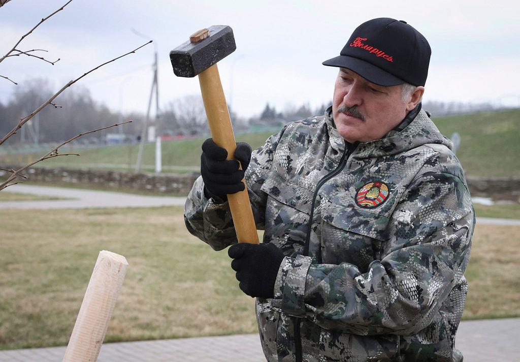 Alaksandr Łukaszenka zapowiada podpisanie dekretu na wypadek zamachu na jego osobę
