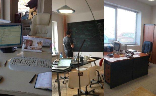 To nie korporacja. Tak wyglądają biura szefów małych i średnich firm w Polsce. Twoje jest podobne?
