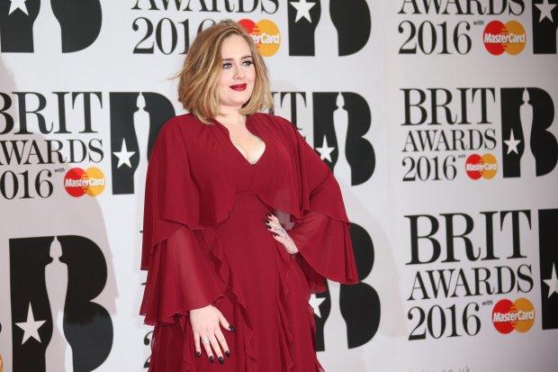 Britain Brit Awards 2016: Adele