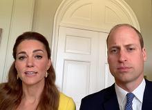 Kate i William dziękują wszystkim, którzy walczyli z pożarami w Australii. Uwagę zwraca kreacja księżnej
