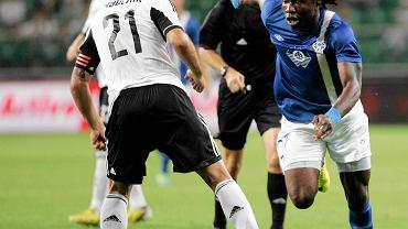 Legia zremisowała bezbramkowo z Molde i awansowała do fazy play-off Ligi Mistrzów