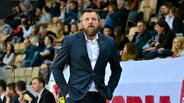 Trener Przemysław Gierszewski