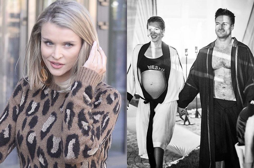 Joanna Krupa i przyszli rodzice