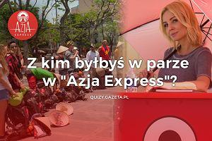Azja Express quiz