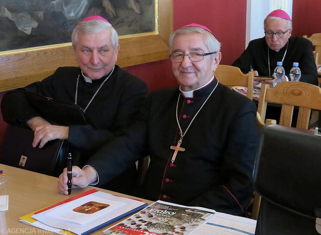 Zebranie plenarne Konferencji Episkopatu Polski w Płocku