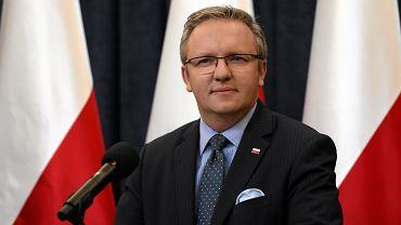 18.09.2017 Warszawa , Palac Prezydencki . Minister Krzysztof Szczerski