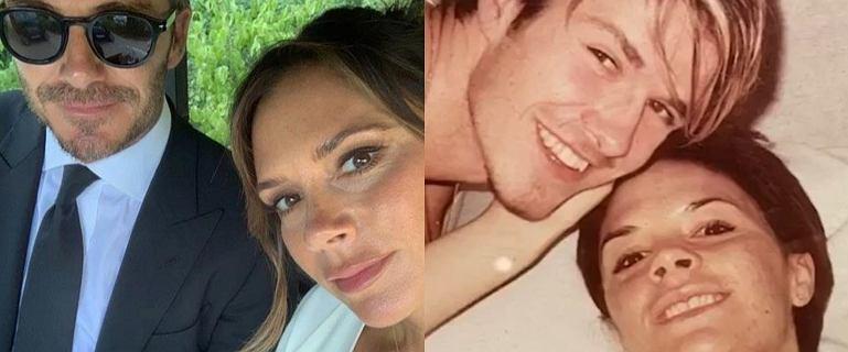 David i Victoria Beckhamowie świętują 21. rocznicę ślubu. Sami wykonali rocznicowe prezenty