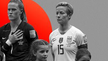 Amerykańskie piłkarki walczą o równe płace. Są mistrzyniami świata, ale słyszą, że nie zasługują na więcej