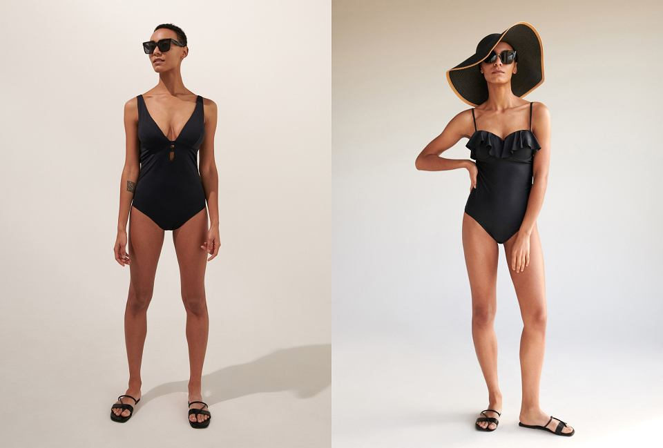 jak się ubrać na plażę po 50-tce