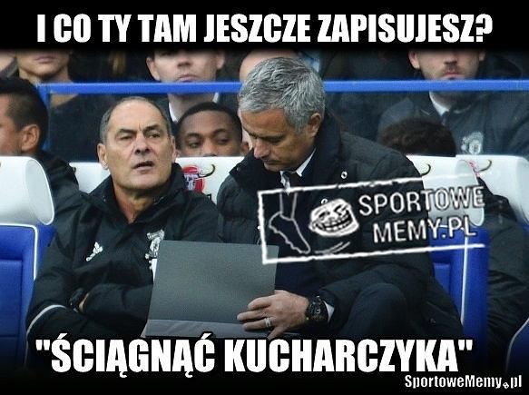Zdjęcie numer 0 w galerii - Co powiedział Mourinho Conte po końcowym gwizdku? Portugalczyk wyśmiewany [MEMY]