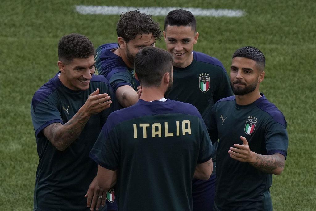 Euro 2021. Reprezentacja Włoch