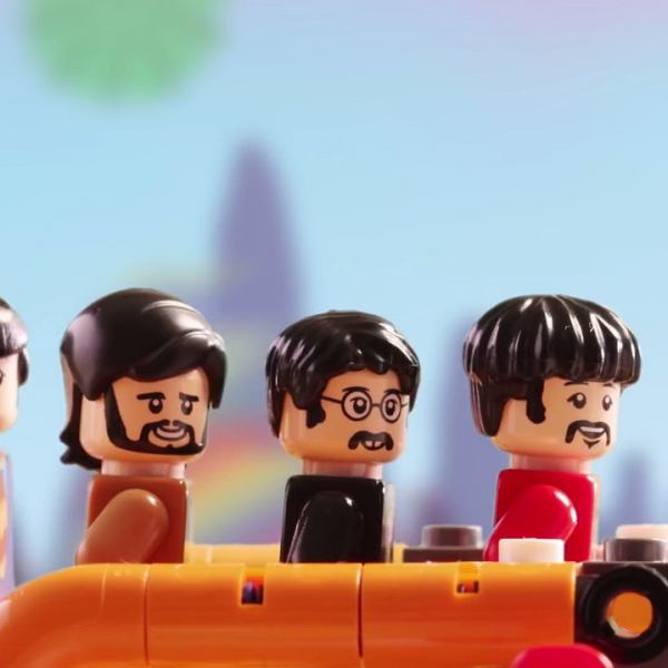 The Beatles i Lego!
