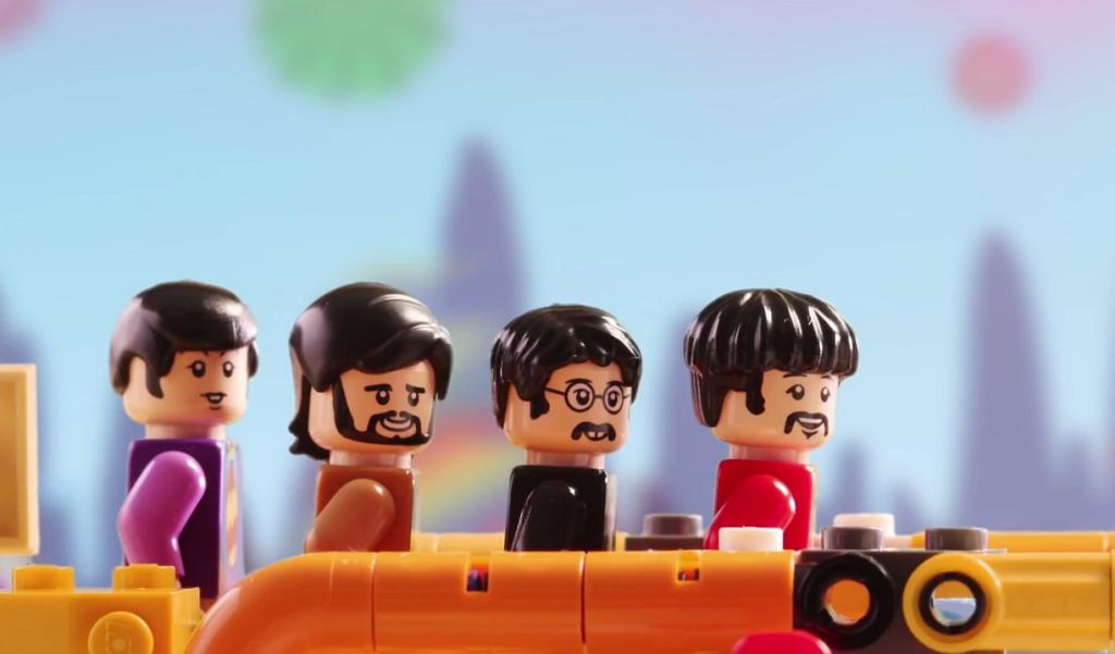 The Beatles i Lego!