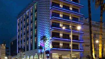 Lionel Messi kupił ten oto hotel za 30 mln euro! Znajduje się on w Sitges, miejscowości oddalonej o 40 km od Barcelony