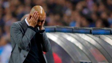 FC Porto - Bayern Monachium 3:1. Pep Guardiola