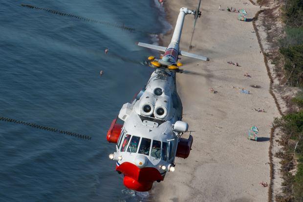 Polski śmigłowiec Mi-14 PŁ/R