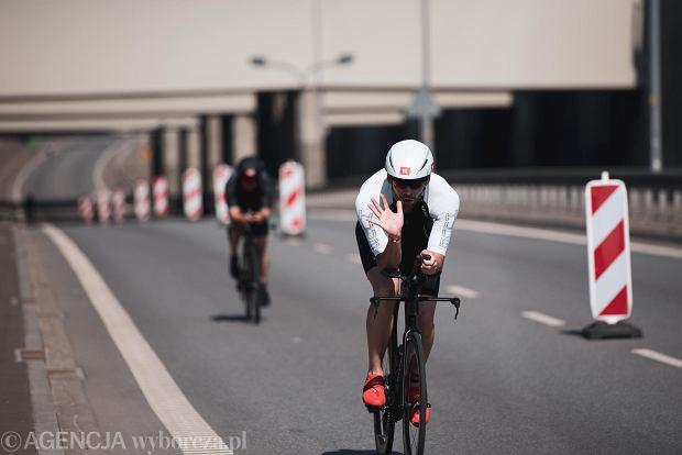 Zdjęcie numer 21 w galerii - Brytyjczyk James Teagle i Holenderka Sarissa De Vries najlepsi w triathlonowym Lotto Challenge Gdańsk 2021 [ZDJĘCIA]