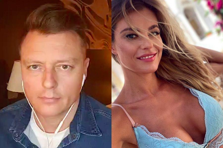Rafał Brzozowski, Anna Tarnowska