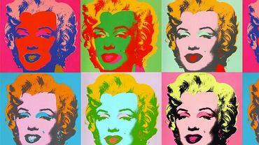 Andy Warhol -reprodukcja