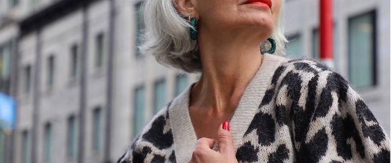 Kardigany dla kobiet po 50-tce