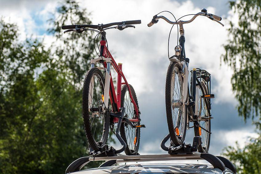 Kierowcy będą mogli występować do urzędów komunikacyjnych o dodatkowe tablice rejestracyjne na bagażniki rowerowe