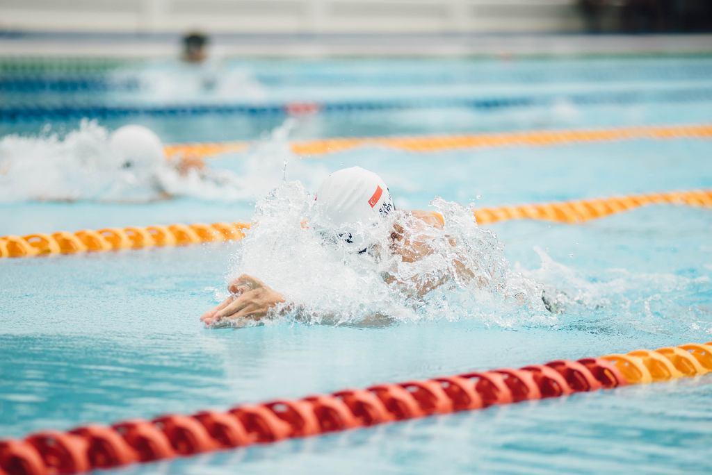 pływanie (zdjęcie ilustracyjne)