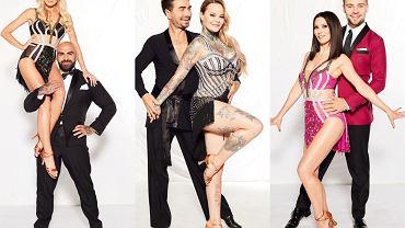 Taniec z Gwiazdami - wszystkie pary