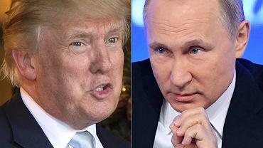 Prezydenci USA - Donald Trump i Rosji - Władimir Putin spotkają się po raz pierwszy na szczycie G20 w Hamburgu. Senat USA jest za nałożeniem sankcji za pomoc Gazpromowi w budowie nowego bałtyckiego gazociągu Nord Stream 2 do Niemiec