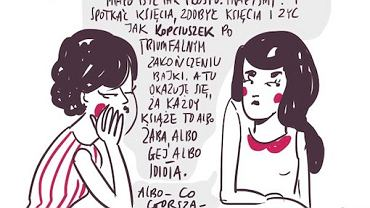 Magda Danaj dla Foch.pl