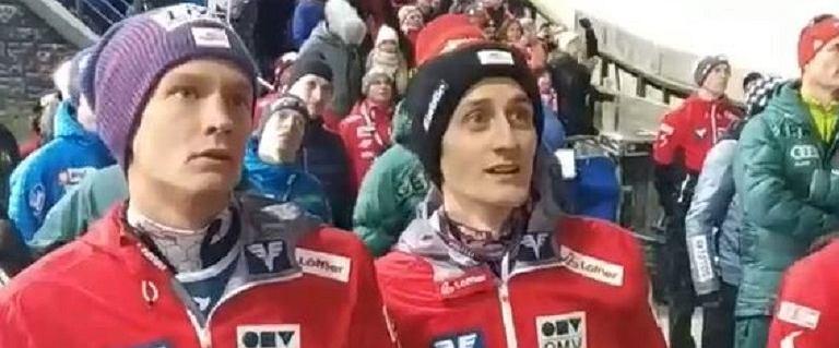 Skoki narciarskie. Kamil Stoch zaimponował Austriakom. Znakomita reakcja [WIDEO]
