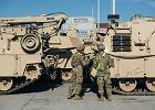 Więcej żołnierzy USA w Polsce. Będą to oddziały logistyczne, nie pancerne