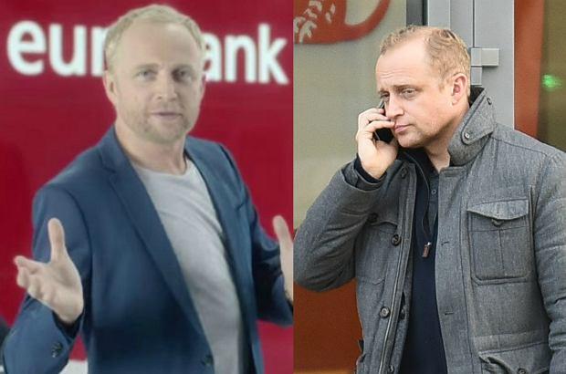 Zdjęcie numer 0 w galerii - Piotr Adamczyk od 4 lat reklamuje Eurobank, tymczasem prywatnie... Reklamodawcy mogą być niezadowoleni