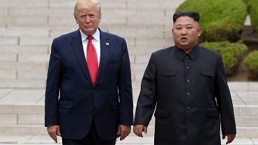 Nowe szczegóły na temat spotkania Kim-Trump