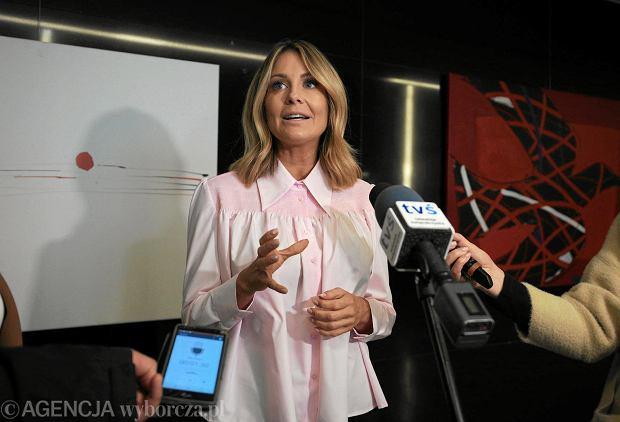 Wybory parlamentarne 2019. Spotkanie z Małgorzatą Rozenek-Majdan