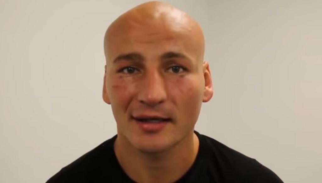 Artur Szpilka po walce z Kownackim