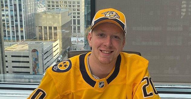 Luke Prokop, hokeista NHL