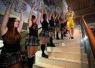 Było efektownie, kolorowo i w nietypowej scenerii - koszykarze Asseco zaprezentowali się kibicom [ZDJĘCIA]