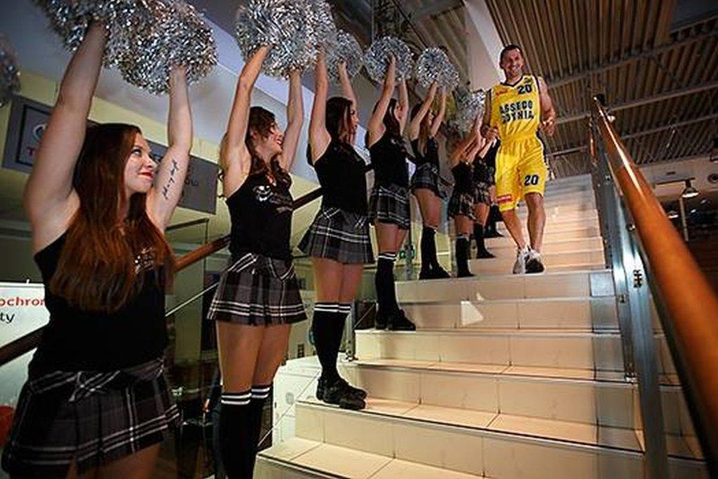 Prezentacja Asseco Gdynia przed nowym sezonem