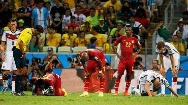 Sulley Muntari nie mógł pogodzić się z żółtą kartką w meczu z Niemcami, a teraz musi się pogodzić z wyrzucenie z kadry Ghany
