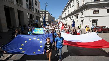 Parada Schumana 2016 w Warszawie