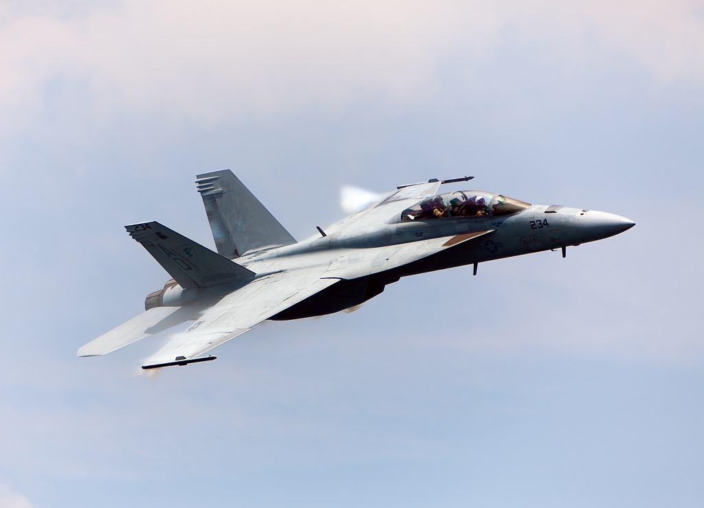 F-18/Fot.: Darren Brode / Shutterstock.com