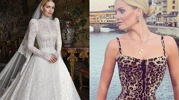 Bratanica księżnej Diany wyszła za multimilionera. Miała aż pięć sukien ślubnych. Kwiaty, koronki... Jedna lepsza od drugiej!