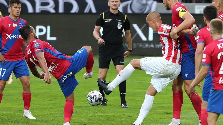 Cracovia ratuje remis w siódmej minucie doliczonego czasu. Decydował VAR