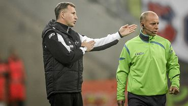 Trener Lechii Gdańsk Tomasz Unton