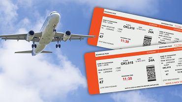 Dane pasażerów lotniczych będą zbierane przez linie lotnicze i przekazywane Straży Granicznej